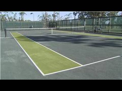 Tennis Lessons Rules Regulations Of Tennis Youtube