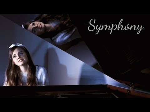 Symphony - Clean Bandit ft. Zara Larsson (Tiffany Alvord Piano Cover)