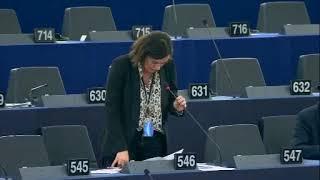 Intervento in aula di Elisabetta Gualmini sulla risposta dell'UE ai fenomeni meteorologici estremi e alle loro conseguenze: come proteggere le aree urbane europee e il loro patrimonio culturale