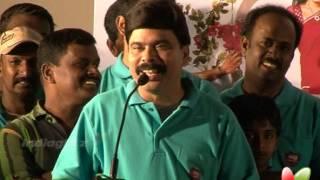 Power Star Shares his working experience with Santhanam | Kanna Laddu Thinna Asaiya | Audio launch
