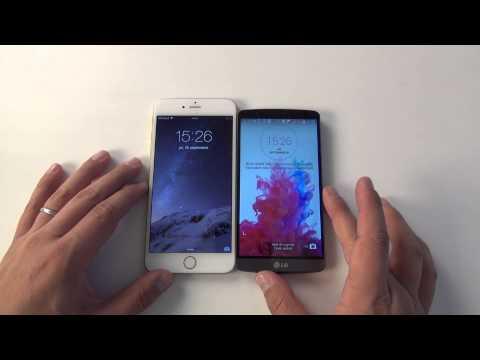 Apple iPhone 6 Plus unboxing, comparativ & review (www.buhnici.ro)