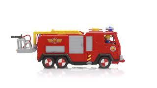 """Fireman Sam 9257661 - Игровой набор """"Пожарный Сэм; Пожарная машина с 2 фигурками"""". Fireman Sam"""