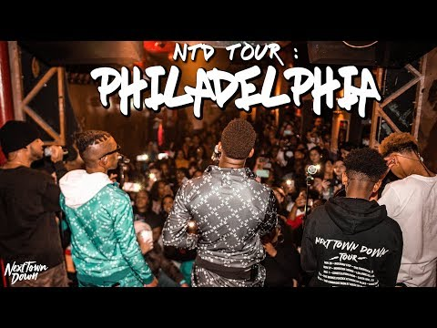 NTD TOUR: PHILLY SHOW