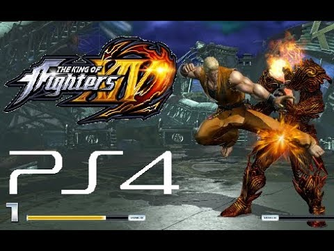 The King Of Fighters XIV Playthrough (PS4)