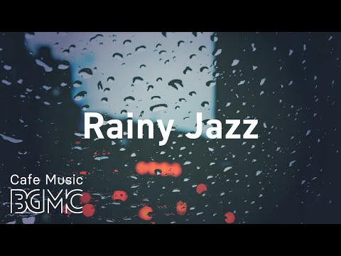 Relaxing Jazz & Bossa Nova Music Radio - 24/7 Chill Out Piano & Guitar Music Live - Rainy Jazz