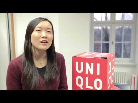 Uniqlo @ Recruiting Days ESCP Europe Berlin