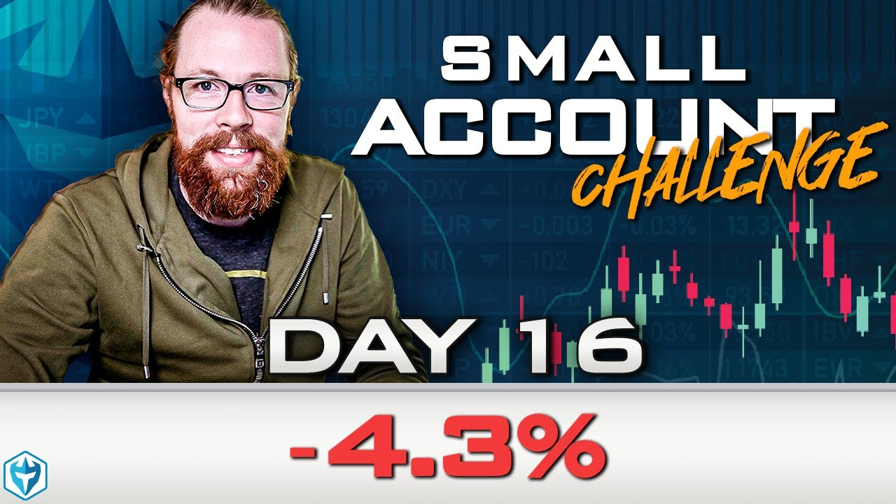 Day 16 of My New Small Account Challenge   Recap by Ross Cameron