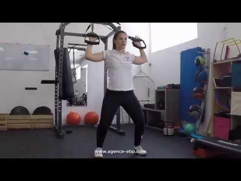 Exercices d'épaule - Niveau 2