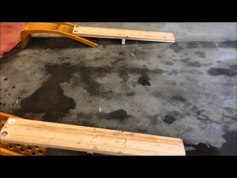 Cheap And Quick Diy Car Ramps From Wood Boards When