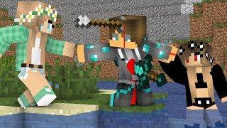 Diamond man life 19 - Minecraft Animations