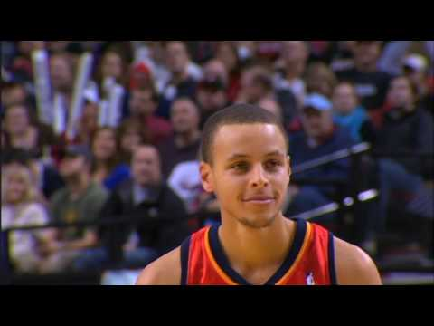 Warriors Weekly: Stephen Curry Interview - 2/1/10