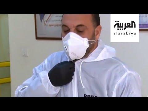 مراسلو شبكة العربية.. جنود على خط النار خلال جائحة كورونا  - نشر قبل 6 ساعة