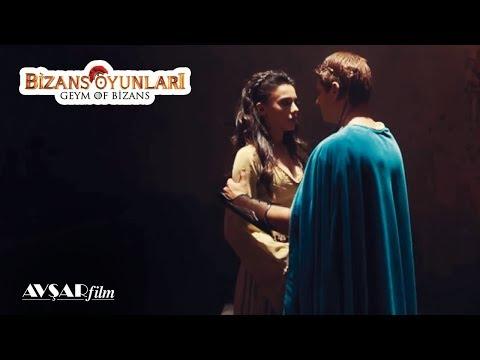Byzantine Games-Fake Sex Scene (Tuvana Turkay & Tolgahan Sayışman)