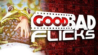 Gambar cover Frogs - Good Bad Flicks