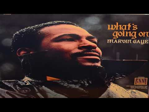 Marvin Gaye ~ What's Happening Brother (432 Hz) Classic Soul | 70's R&B