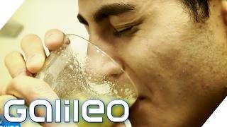 Selbstexperiment Soylent: Eine Woche Flüssignahrung | Galileo | ProSieben