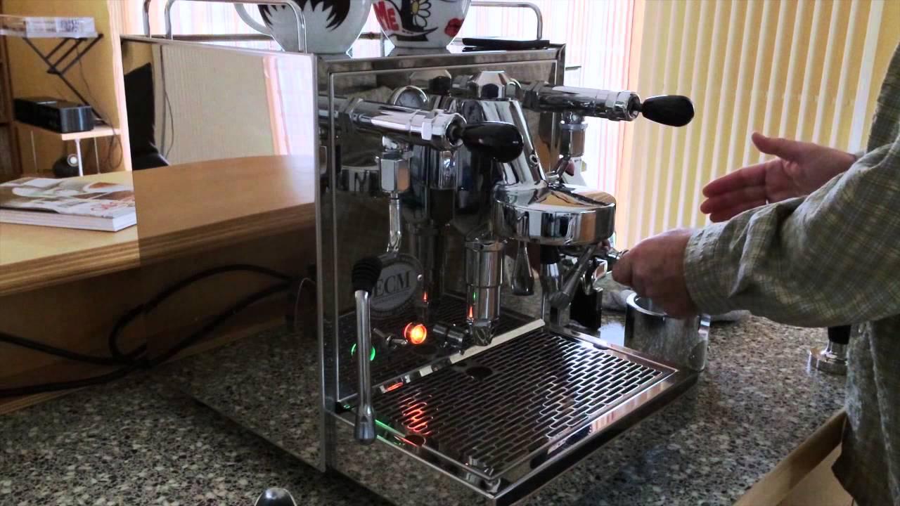 ecm mechanika iv profi wt wa cappuccino youtube. Black Bedroom Furniture Sets. Home Design Ideas