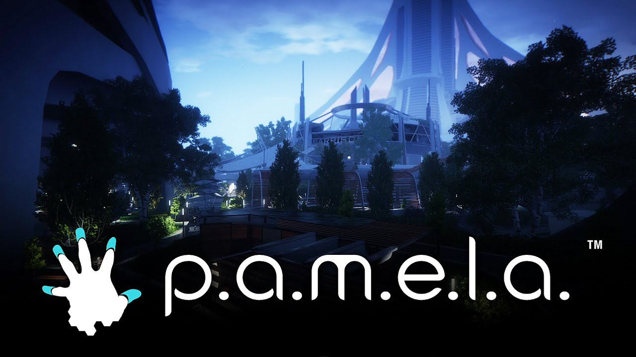 P.A.M.E.L.A. Trailer 2 - Rebirth - YouTube