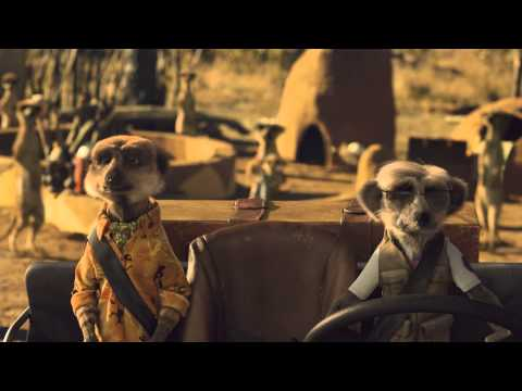 Farewell  | Compare the Meerkat TV ad