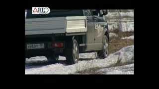 Тест-драйв Volkswagen Transporter часть 1 (AutoTurn.ru)
