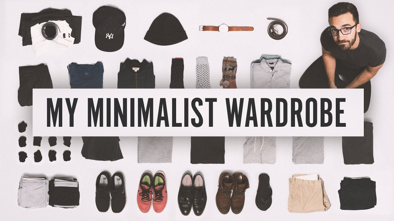 My Minimalist Wardrobe Youtube
