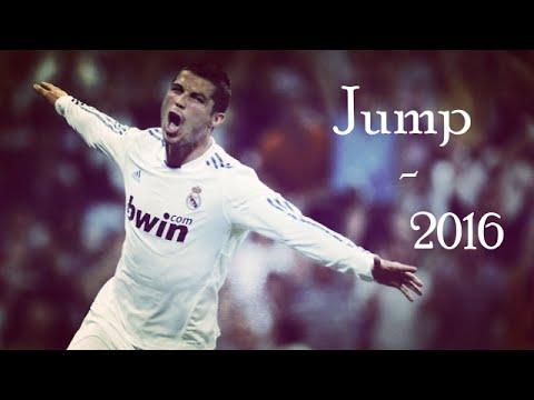 Cristiano Ronaldo • Jump • 2016