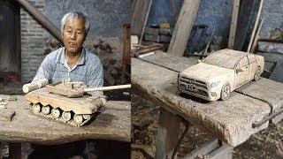 Gambar cover Amazing ideas crafts artwork use bamboo, Wood  DIY 2019