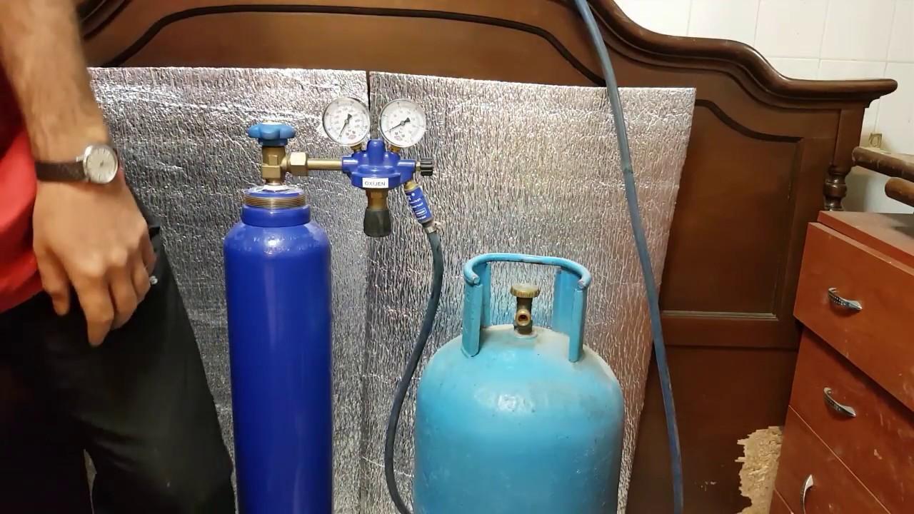 oksijen kaynagi nasil kurulur kullanilir regulatorler nasil takilir basinc nasil ayarlanir