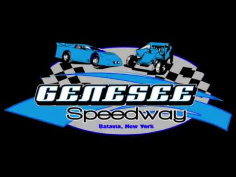 Genesee Speedway Crate Late Model Feature Topless Show 9-15-18
