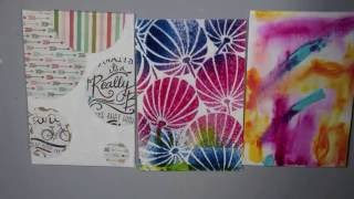 5 Ways to Jump Start Art Journal Pages