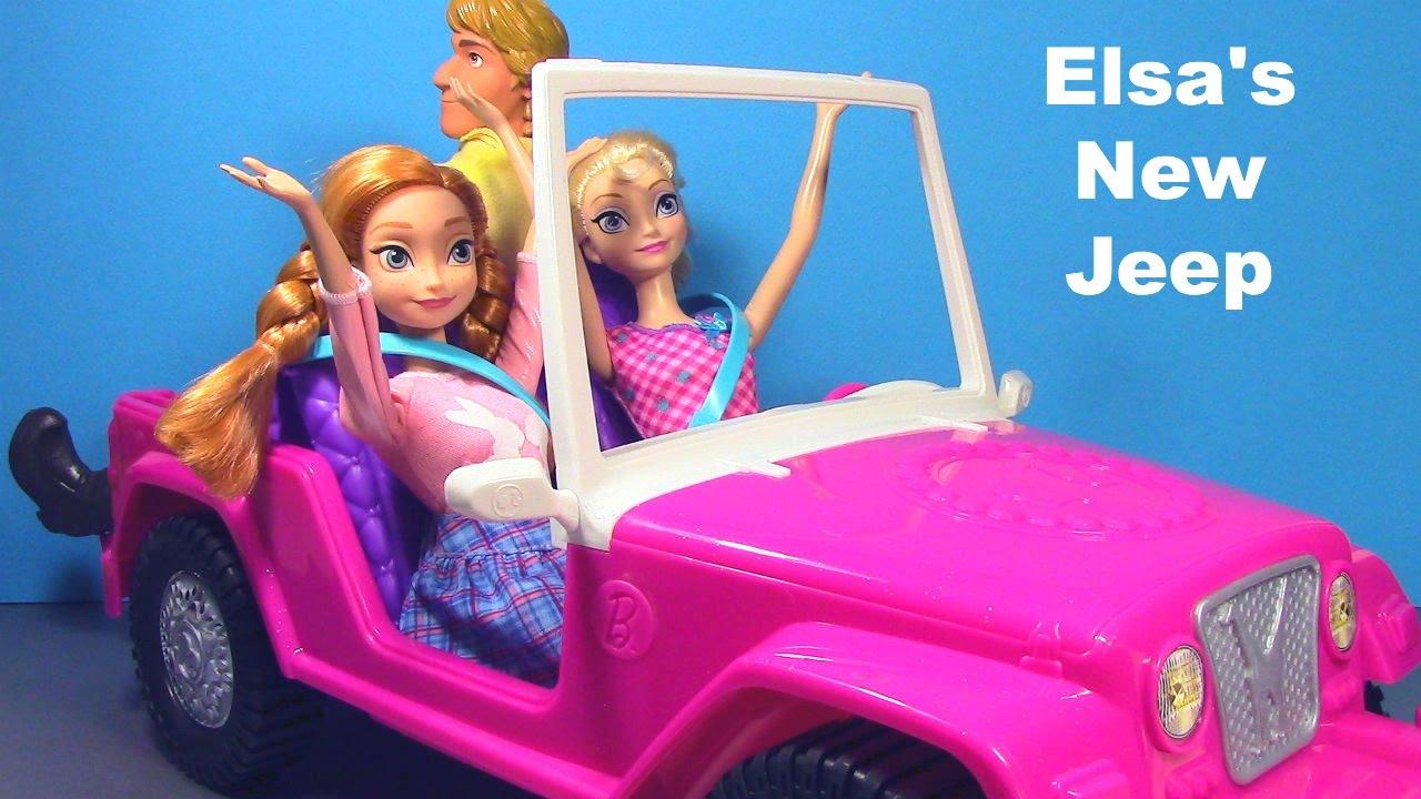 elsa jeep