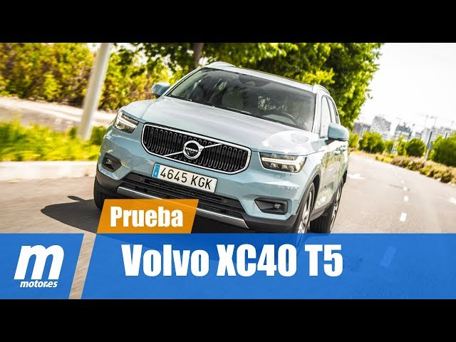 Volvo XC40 T5 | Prueba / Testdrive | Review en Español HD