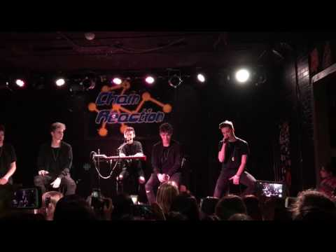 Why Don't We cover