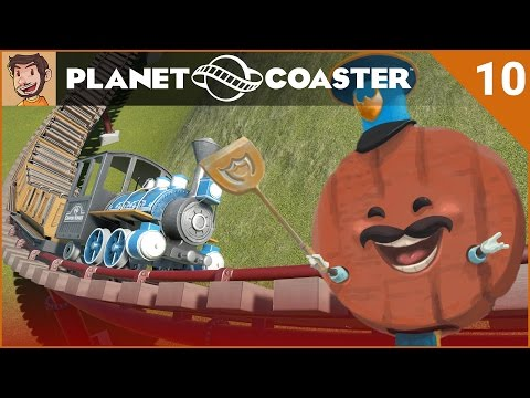 Let's Play Planet Coaster - Hard Mode - Part 10