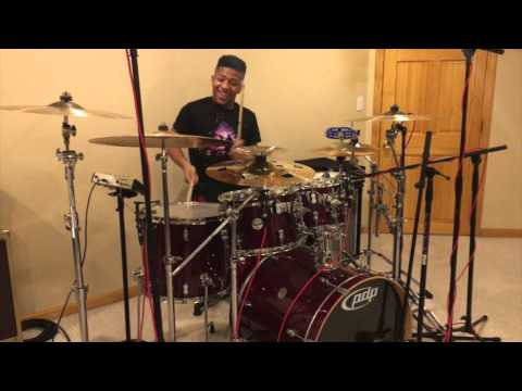 Tony Taylor Jr - Hillsong Y&F - Alive (Remix)