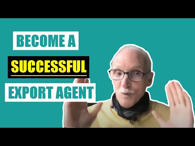 How To Become an Import Export Agent - The Basics
