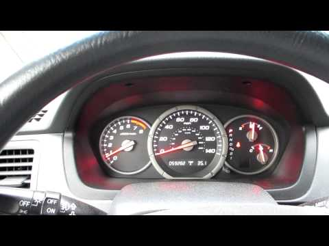 2008 Honda Pilot EX-L start up and rev