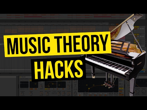 Music Theory Hacks – 5 Ableton Tricks!