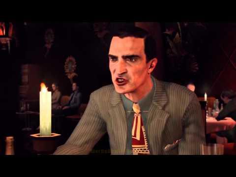 L.A. Noire 100% Walkthrough Part 96: Manifest Destinty - The Mocambo Club HD