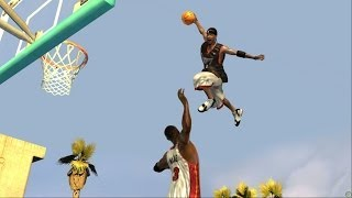 NBA 2K15 Streetball Gameplay Arena 7 HD