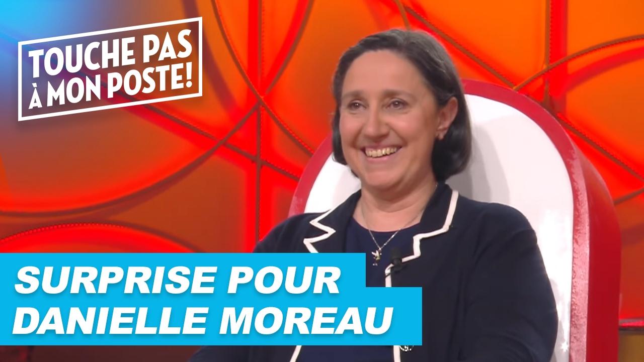 Surprise pour Danielle Moreau : sa maman est là !