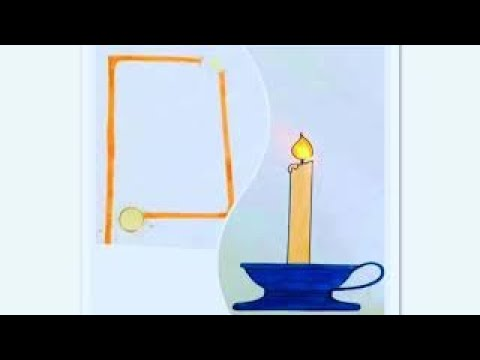 DIY Paper Circuit Tutorial / How to make a simple paper circuit / Simple Circuit