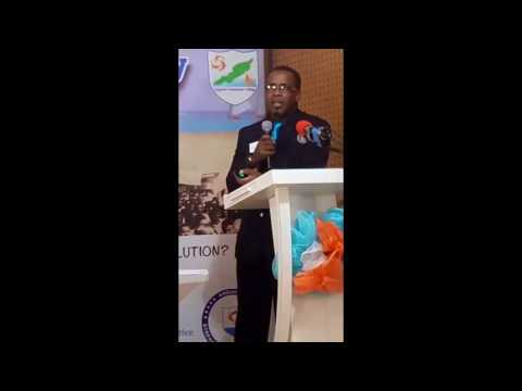 Anguilla Country Conference