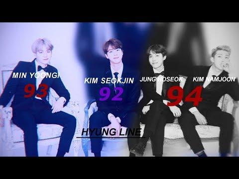 HYUNG LINE  ─「BAD GIRLS」