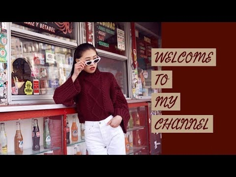 WELCOME TO MY CHANNEL  JAIME XIE - YouTube adafb8de6a6be