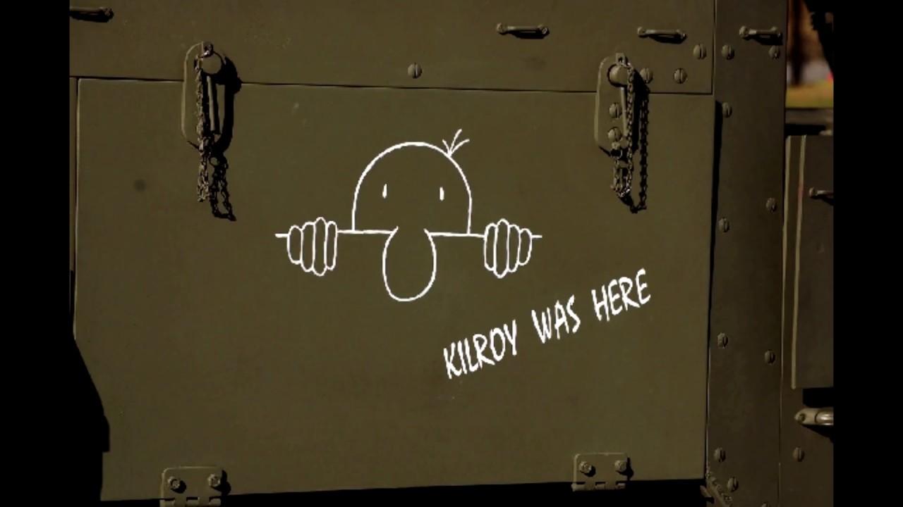 Kilroy Was Here A Ww2 Meme Youtube