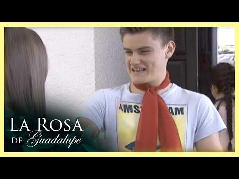 La Rosa De Guadalupe: Valentin Finge Ser Gay Por Amor | El Rostro Del Amor