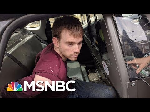 Waffle House Shooting Suspect Arrested   MSNBC