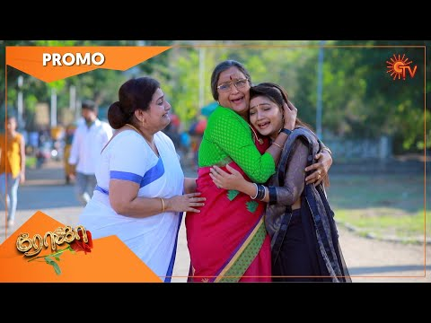Roja - Promo | 06 March 2021 | Sun TV Serial | Tamil Serial
