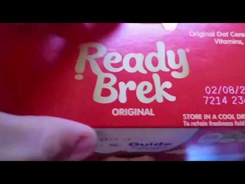 Our morning with Ready Brek #ad #sponsored